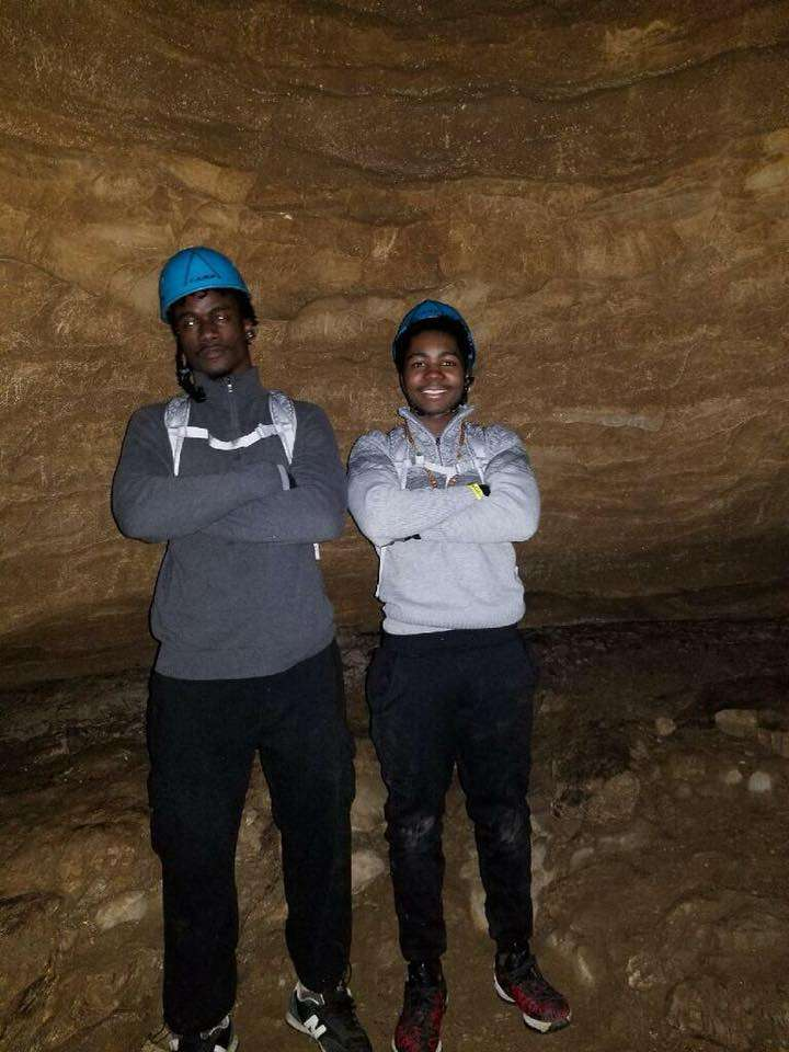 PAL caving