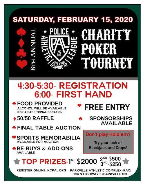 2020 Poker Tournament